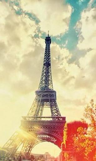 埃菲尔铁塔的高清图片