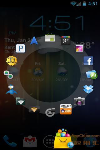 软件 主题壁纸 nova launcher prime安装包  8推荐 收藏| 分享 新浪