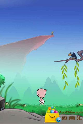 动态壁纸  《小破孩》动画系列片是近两年在网络上