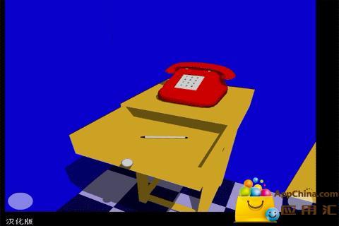 ...逃脱了谜底就开解开!努力吧!室脱逃之天蓝色房间 小游戏说明:...