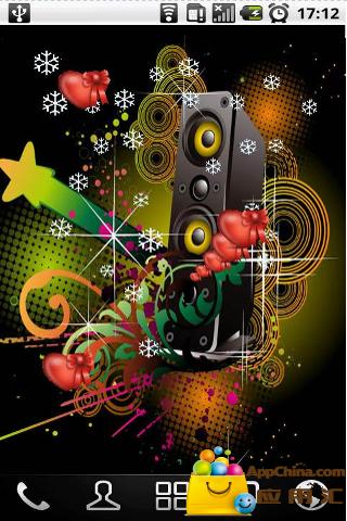 音乐可视化壁纸 夏新定制版下载